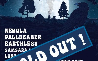We're finally sold out!!!