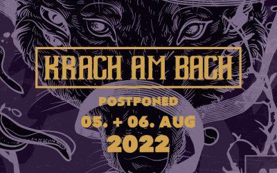 Festival auf 2022 verschoben